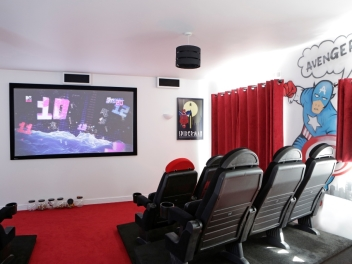 Assisted Living Cinema